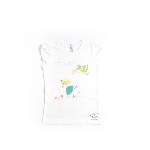 maglietta mamma e figlio minime in cotone