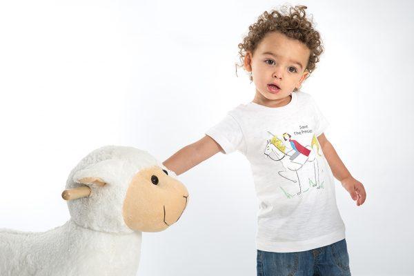 maglia da bambino salva la principessa