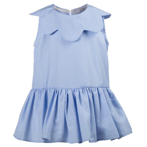 abito da bambina Aurora elegante in cotone