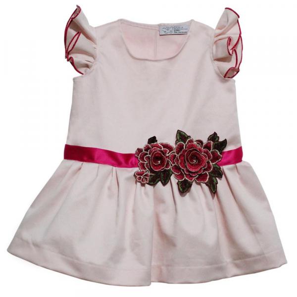 abito da bambina Rosa