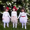 nuova collezione invernale 2021 da bambina