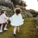 mantelline per bambine fatte a mano su giuliamantelline.it