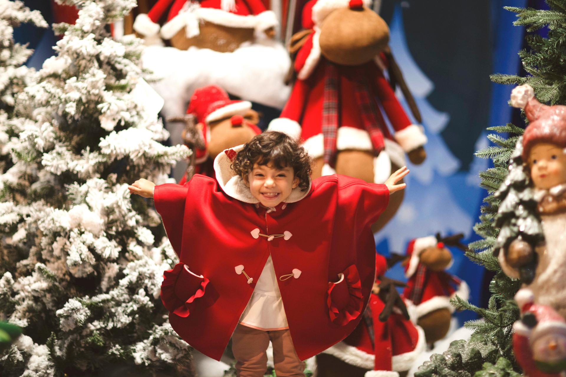 il Natale visto con gli occhi dei bambini