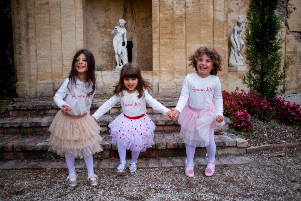 abbigliamento bambine fino a 3 anni giulia mantelline