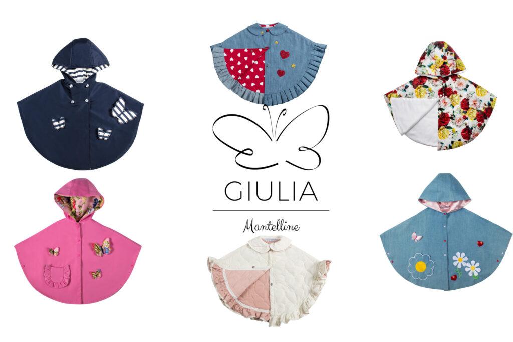 Collezione Mantelline Giulia Mantelline