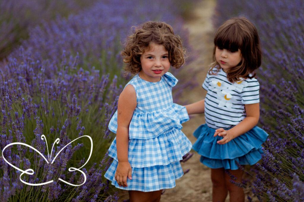 abbigliamento bambina fino a 5 anni Giulia Mantelline