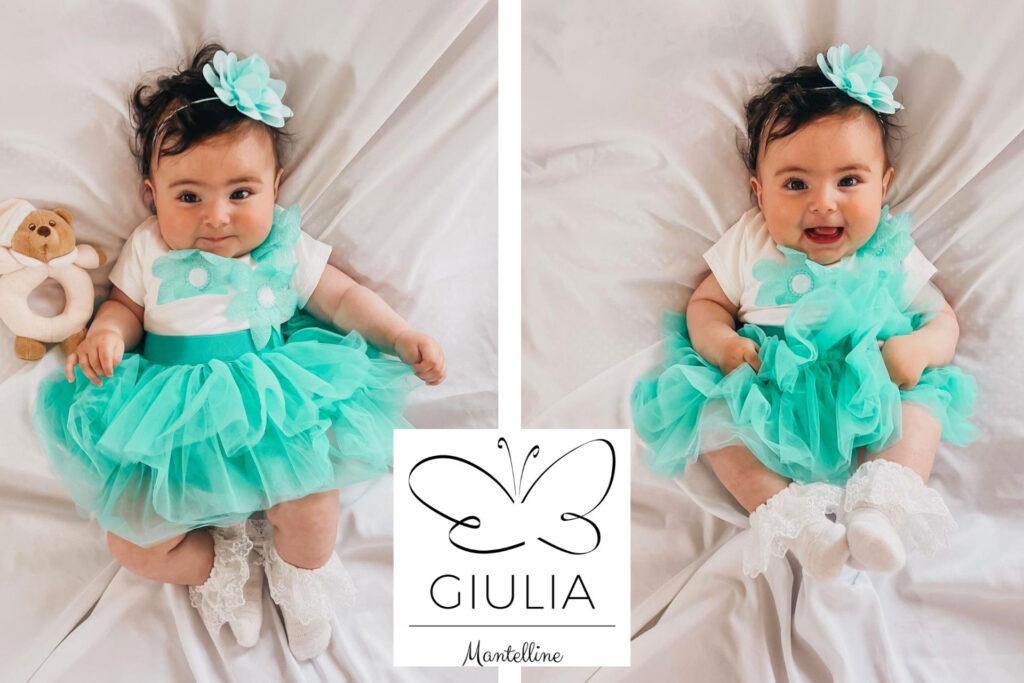 Gonna bambina Sofi firmata Giulia Mantelline
